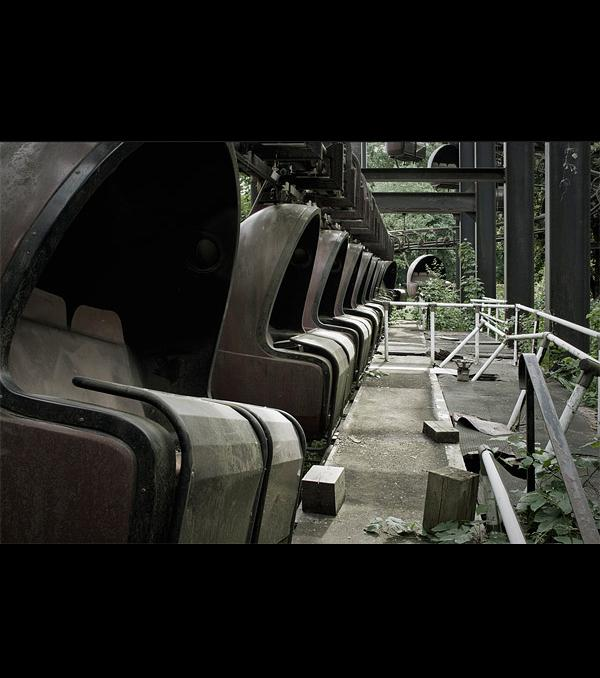Spreepark, un parc d'attractions à l'abandon, photo N°7