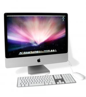 La derni�re g�n�ration d'iMac