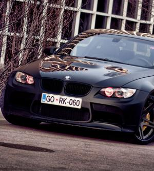 La BMW M3 Coupé de SKN Performance