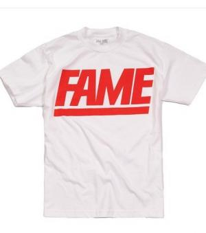 Hall of Fame - Collection printemps-�t� 2012 - Ligne Quick Strikes - Tee-shirt blanc