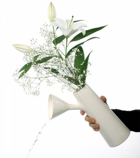 design   le funnel vase en images