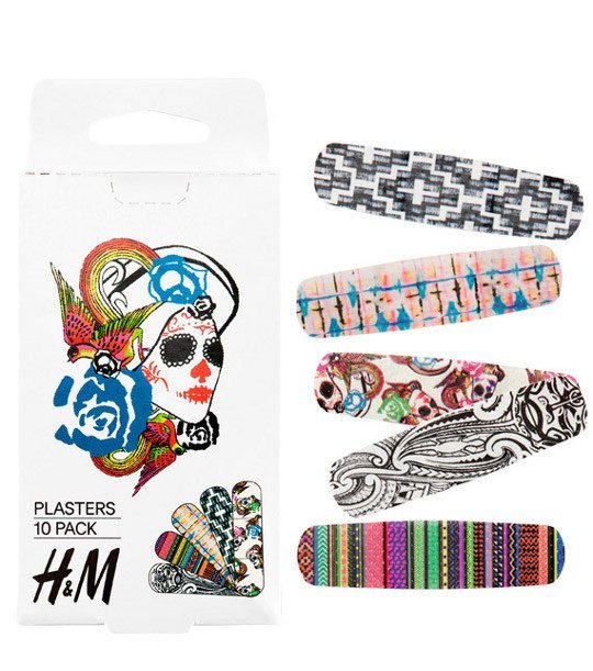 H et M - Collection Fashion Against Aids printemps-�t� 2012